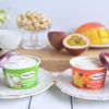 ハーゲンダッツ ミニカップ CREAMY GELATO(クリーミー ジェラート)『ヘーゼルナッツ&ミルク』『マンゴー&パッションフルーツ』 が期間限定で発売!