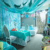 童話「人魚姫」の世界観を表現したアフタヌーンデコレーションルーム♡ ストリングスホテル 名古屋にて「マーメイドのJewelry Collection Room」が登場!