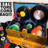 レコードをバッグやポーチに再生♡『TETTE STORE RECORD BAG!!!』がラフォーレ原宿に期間限定でオープン!