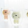 飲み物を注ぐとミッフィーが顔を出す「グッドグラス ミッフィー」も先行発売♪「miffy style 東京駅店」がリニューアルオープン!