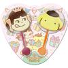 ペコちゃんとポムポムプリンをかたどった可愛いチョコレート♡『ペコ×ポムポムプリンチョコレート』新発売!コラボパッケージは全4種♪