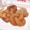 噛みごたえある「むぎゅっと」した食感♪ ミスタードーナツから食事にもピッタリな『むぎゅっとドーナツ』4種が新発売<レポ>!