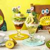 Afternoon Teaとゼスプリがコラボ!2種のキウイを贅沢に使用した「キウイブラザーズ」のキュートなパフェが期間限定で発売♪