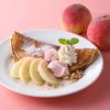 デニーズから桃のデザートが夏季限定で登場!上品な甘い香り&ジューシーな果実の食感が楽しめる♡