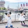 「東京ディズニーシー20周年:タイム・トゥ・シャイン!」輝きを表現したデザインのミッキー&ミニーの新コスチュームをひとあし早くお披露目☆