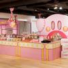 カービィがはたらく、ピンクでポップなスイーツ工場がコンセプト♡ 体験型POP-UPショップ『KIRBY's DREAM FACTORY』が池袋パルコで開催!