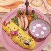 """ラプンツェルが過ごした """"塔の中""""がテーマ♡ 長い髪や衣装、ランタン、魔法の花などをイメージしたメニューがいっぱいの『「塔の上のラプンツェル」OH MY CAFE』が東京・大阪・名古屋に期間限定でオープン!<レポ>"""