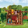 『くまのプーさん』が風船ではちみつを取りにいくシーンも再現できちゃう♡『ディズニーキャラクターDIYTOWN 100エーカーの森の大きな木のおうち』新発売