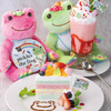 「かえるのピクルス」と渋谷「ANNA'S by Landtmann」が再びコラボ!虹とキャンディがテーマのキュートな限定メニューが登場♪