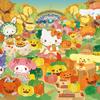 """かぼちゃモチーフの新コスチュームを着たキティ&シナモンが可愛い♡ """"パンプキン""""がテーマの明るくてハッピーなスペシャルイベント『ピューロハロウィン』開催!"""