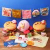 カービィやワドルディがハンバーガーにとびつくクッションも♡『一番くじ 星のカービィ KIRBY'S BURGER』発売!