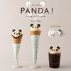 「パンダジェラート」や「パンダクレープ」がgelato pique cafe(ジェラート ピケ カフェ)から期間限定で新発売!『everyday PANDA!~パンダと過ごすスイーツな時間~』開催♪