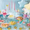 キキ&ララをイメージした夢かわいいスイーツがいっぱい♪『ディナー&デザートバイキング ~ハローキティ ・ キキ&ララのキラキラジュエリーパーティ~』京王プラザホテル多摩にて開催!