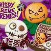 定番人気のジャック&新登場のスカルが7日間限定でさらに怖い顔に♪ クリスピー・クリーム・ドーナツから『KRISPY KREME SKREMES!』発売