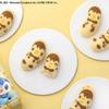 """「ポッチャマ東京ばな奈」が日本全国のセブン-イレブンに続々出現!パールのように輝くクリームが絶品の""""北国のバターミルク味""""♪"""