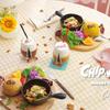 「チップ&デール」OH MY CAFEが東京、大阪、名古屋に期間限定でオープン!果物やナッツ、野菜をたくさん使用したメニューがいっぱい♪