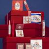 エチュードから、2021 Holiday Collection『ウィンターチェックコレクション』数量限定で発売!煌めくウィンターチェックの小包に閉じ込めた、心温まりほっこりする世界。