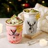 """お茶に恋をする本格派ティー ストアTHE ALLEYに、クリスマスシーズン限定ドリンクが登場!ツリーに見立てたドリンクに、""""星""""をイメージしたチャーム付き♡"""