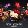 HELLO KITTYと煌めくトウキョウ ロックナイト♡ 2021ホリデーコレクション『shu uemura x HELLO KITTY』誕生!