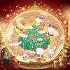 """今年の冬は""""スノードーム""""がテーマ!ピューロランドがロマンティックな雰囲気に包まれる「ピューロクリスマス」開催♪"""