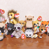 世界の7大陸から動物たちが大集合!ハッピーセット®『Ty(タイ) せかいのどうぶつのぬいぐるみ』全15種が発売♪