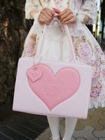 LOVE HEART BAGの画像