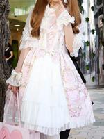 Marie Antoinette~美しき王妃の華麗なる肖像~柄ジャンパースカートⅡの画像