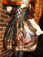 ジャンパースカートの画像
