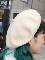 ベレー帽子の画像