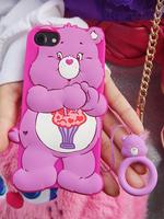 Care Bears ケアベア 3D iPhoneケース の画像
