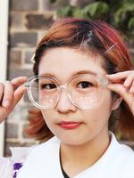 メガネの画像