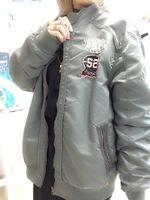 USEDミリタリージャケットの画像