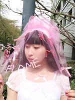 ヘッドドレスの画像