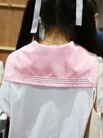 セーラー襟の画像
