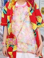 オーガンジーDOLLYドレスの画像