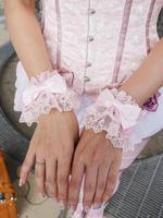 袖留めの画像