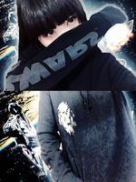 UNIQLO×スター・ウォーズ プルパーカ(長袖)の画像
