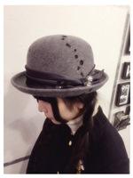 アントきは蟻が10…(ボーラー)帽子の画像