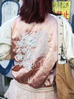 スカジャンの画像