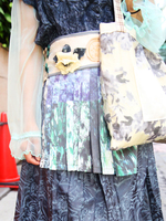 エプロンスカートの画像