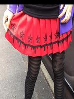 メルティースターラインプリーツスカートの画像