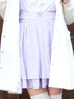 サロペットスカートの画像