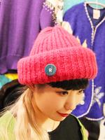 Volume knit capの画像
