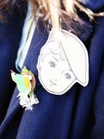 小鳥クリップの画像
