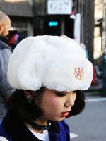 ロシアン帽の画像