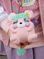 ぽこみぬいぐるみiPhoneケースの画像